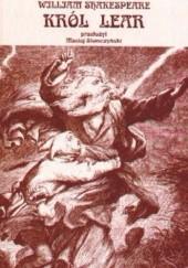 Okładka książki Król Lear William Shakespeare
