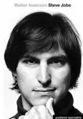 Okładka książki Steve Jobs Walter Isaacson