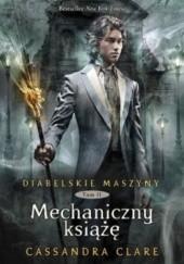 Okładka książki Mechaniczny książę Cassandra Clare