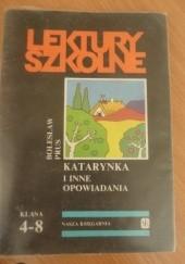 Okładka książki Katarynka i inne opowiadania