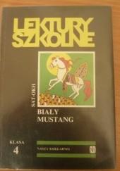 Okładka książki Biały mustang