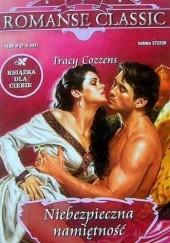 Okładka książki Niebezpieczna namiętność Tracy Cozzens
