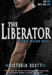Okładka książki The Liberator Victoria Scott