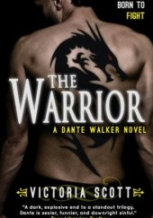 Okładka książki The Warrior Victoria Scott