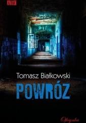 Okładka książki Powróz Tomasz Białkowski