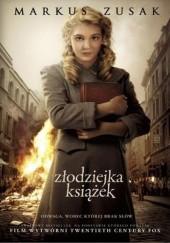 Okładka książki Złodziejka książek Markus Zusak