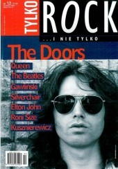 Okładka książki Tylko Rock, nr 12 (112) / 2000 Redakcja magazynu Teraz Rock