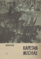 Okładka książki Kapetan Michał Nikos Kazandzakis