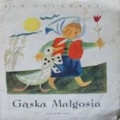 Okładka książki Gąska Małgosia