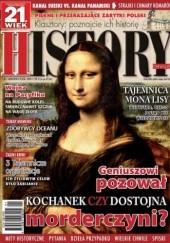 Okładka książki 21.Wiek History Revue nr 01/2014 r. praca zbiorowa