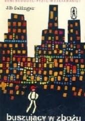 Okładka książki Buszujący w zbożu Jerome David Salinger