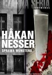 Okładka książki Sprawa Münstera Håkan Nesser