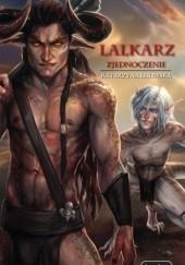 Okładka książki Lalkarz: Zjednoczenie Katarzyna Lisowska