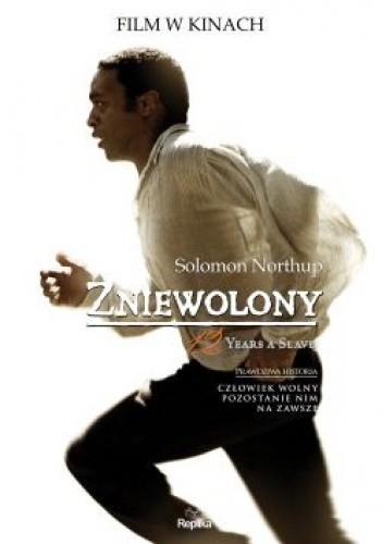 Okładka książki Zniewolony Solomon Northup