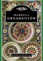Okładka książki Skarbnica Ornamentów Heinrich Dolmetsch