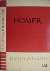 Okładka książki Homer Kazimierz Kumaniecki,Jerzy Mańkowski