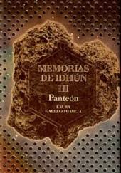Okładka książki Memorias de Idhún III. Panteón Laura Gallego Garcia