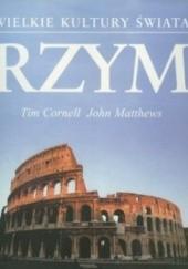 Okładka książki Rzym Tim Cornell
