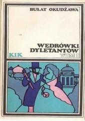 Okładka książki Wędrówki dyletantów tom2 Bułat Okudżawa