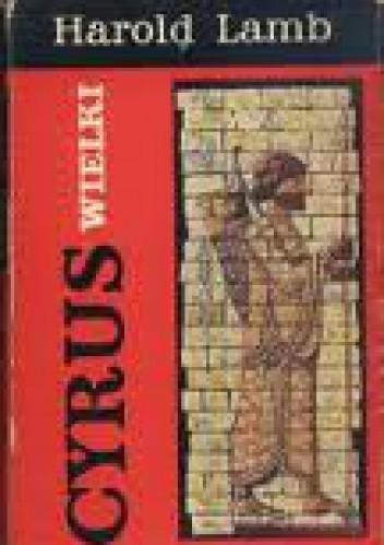 Okładka książki Cyrus Wielki