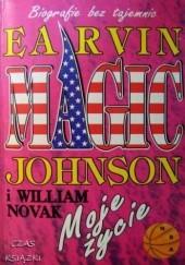 Okładka książki Moje życie Magic Johnson,William Novak