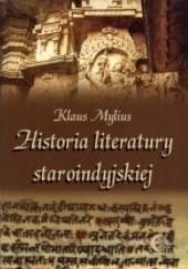 Okładka książki Historia literatury staroindyjskiej Klaus Mylius