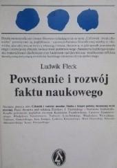 Okładka książki Powstanie i rozwój faktu naukowego Ludwik Fleck