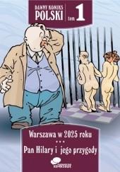 Okładka książki Warszawa w 2025 roku / Pan Hilary i jego przygody Benedykt Hertz,Aleksander Świdwiński