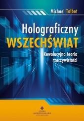 Okładka książki Holograficzny Wszechświat Michael Talbot