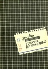 Okładka książki Dziennik internowanego (grudzień 1981 – grudzień 1982) Andrzej Drzycimski,Adam Kinaszewski