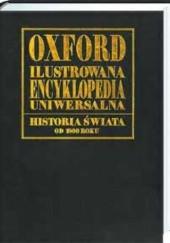 Okładka książki Oxford ilustrowana encyklopedia uniwersalna. Historia świata od 1800 roku Harry George Judge
