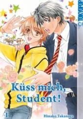 Okładka książki Küss mich, Student! (2in1), Band 1 Hinako Takanaga
