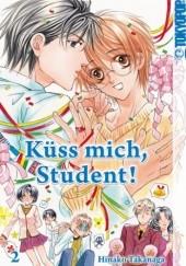 Okładka książki Küss mich, Student! (2in1), Band 2 Hinako Takanaga