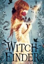 Okładka książki Witch Finder Ruth Warburton