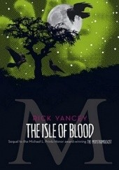 Okładka książki The Isle of Blood Rick Yancey