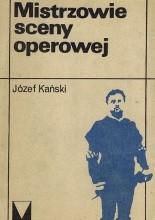 Okładka książki Mistrzowie Sceny Operowej