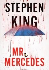 Okładka książki Mr Mercedes Stephen King