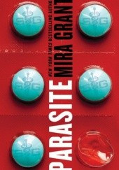 Okładka książki Parasite Mira Grant