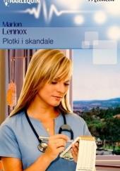 Okładka książki Plotki i skandale Marion Lennox