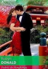 Okładka książki Podróż do Hongkongu Robyn Donald
