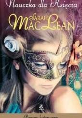 Okładka książki Nauczka dla Księcia Sarah MacLean