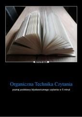 Okładka książki Organiczna Technika Czytania Krzysztof Kamil Galos