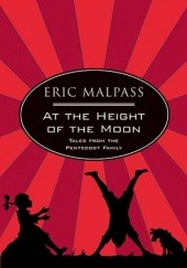 Okładka książki At The Height Of The Moon Eric Lawson Malpass