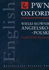 Okładka książki Wielki słownik agnielsko-polski praca zbiorowa