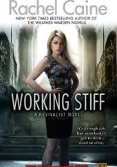 Okładka książki Working Stiff Rachel Caine