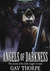 Okładka książki Angels of Darkness Gavin Thorpe