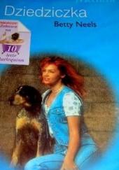 Okładka książki Dziedziczka Betty Neels
