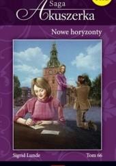 Okładka książki Nowe horyzonty Sigrid Lunde
