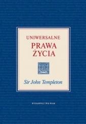Okładka książki Uniwersalne prawa życia John Templeton