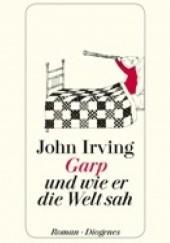 Okładka książki Garp und wie er die Welt sah John Irving
